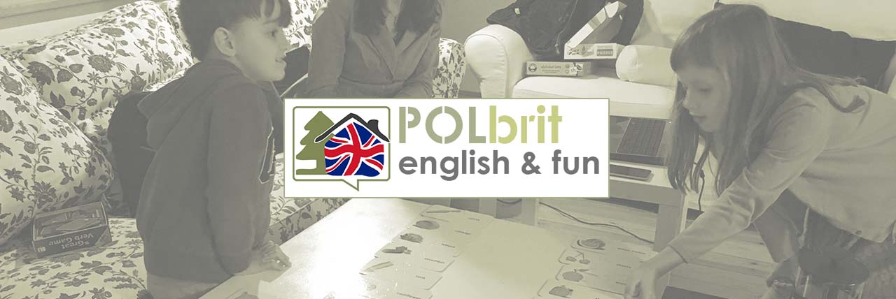 PolBrit English & Fun banner image